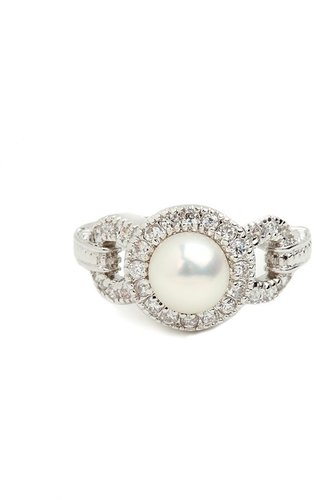Pearl Princess Ring
