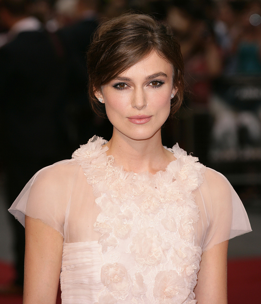 "Keira Knightley told Vogue in 2012 that she believes feminism is about women having choices: ""I remember doing interviews, and people would ask, as if it was a joke, 'So you mean you are a feminist?' As though feminism couldn't be discussed unless we were making fun of it. I don't want to deny my femininity. But would I want to be a stay-at-home mother? No. On the other hand, you should be allowed to do that, as should men, without being sneered at."""