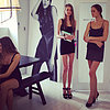 A Day in the Life: Bec & Bridge Instagrams Fashion Week prep