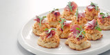 Southern Stunners: Pimento Cheese and Prosciutto Biscuits