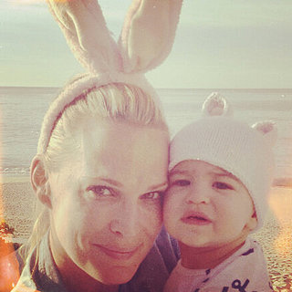 Celebrity Moms' Instagram Pictures Week of March 31, 2013