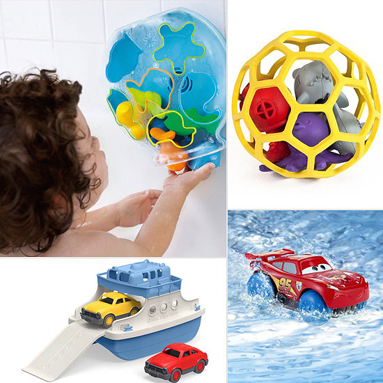 Make a Splash at Bath Time With 13 New Toys