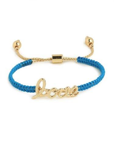 Cobalt Amour Wrap