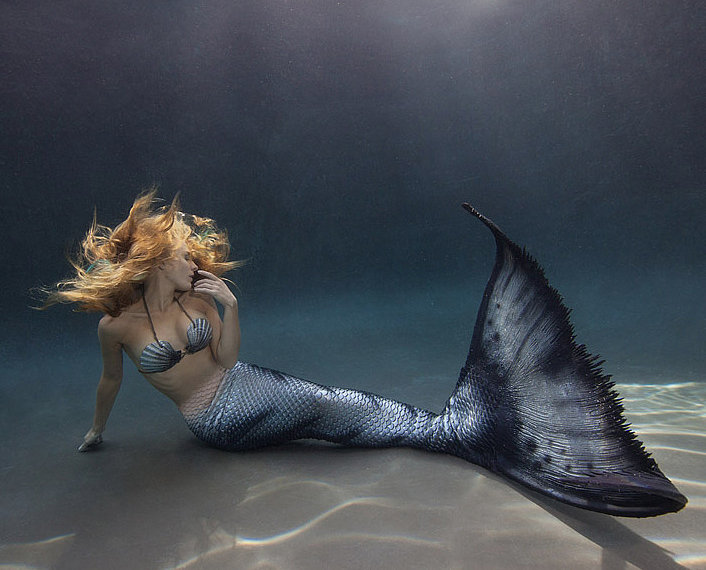 Become a Mermaid