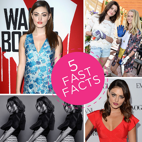 Everyone's Talking About Phoebe Tonkin — Here's What You Need To Know