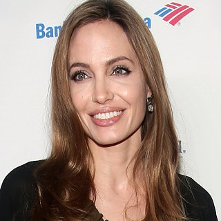 Pictures: Angelina Jolie With Lighter, Nearly-Blonde Hair
