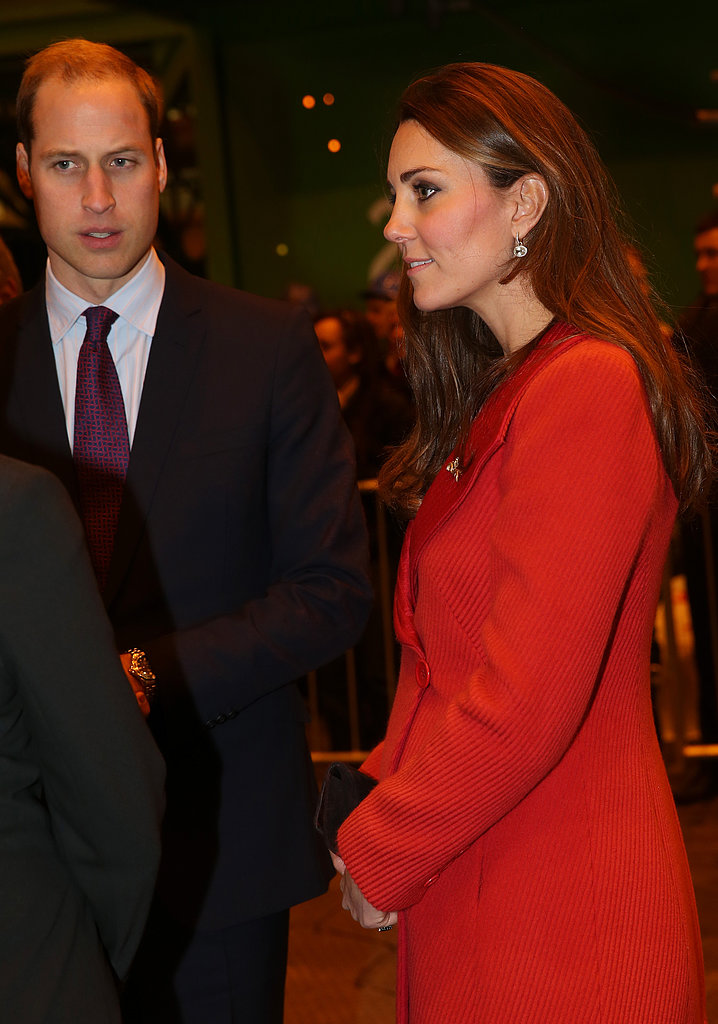 Kate and Will Link Up With Charles in Scotland, and She Talks Baby Names!