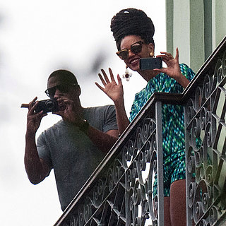 Beyonce and Jay-Z Vacation in Cuba