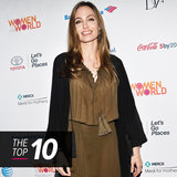 Angelina Jolie Tops This Week's Best-Dressed List