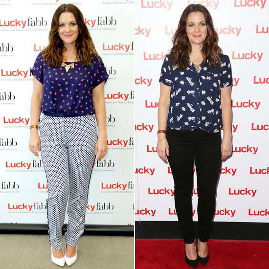Drew Barrymore August 2013 Drew Barrymore at Luck...