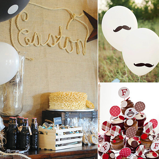 13 Baby Shower Ideas For Bouncing Baby Boys