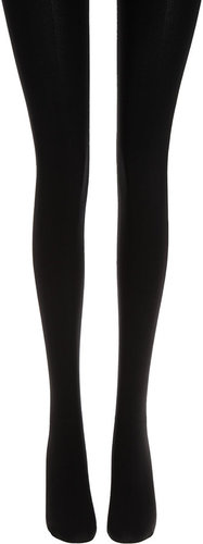 Wolford Matte Opaque Tights - Black