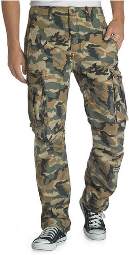 Levi's Pants, Ace Cargo Relaxed Fit Pants in Camo