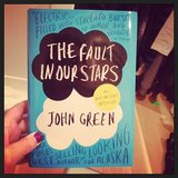 POPSUGAR Entertainment read John Green's The Fault in Our Stars before its film adaptation comes out.
