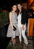 China Chow and Sally Singer