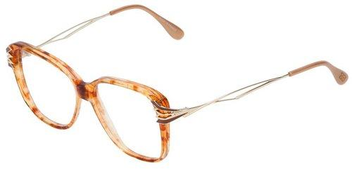 Balenciaga Vintage d-shaped glasses