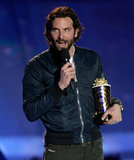 Bradley Cooper snagged the award for best male performance thanks to his work in Silver Linings Playbook.