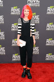 Hayley Williams at the MTV Movie Awards.