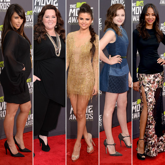 All the Ladies on the MTV Movie Awards Red Carpet