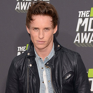 Eddie Redmayne at the MTV Movie Awards 2013