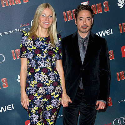 Gwyneth Paltrow at Iron Man 3 Photocall in Paris