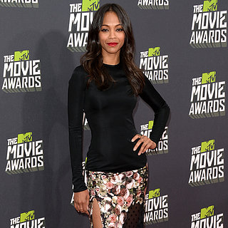 MTV Movie Awards Best Dressed 2013