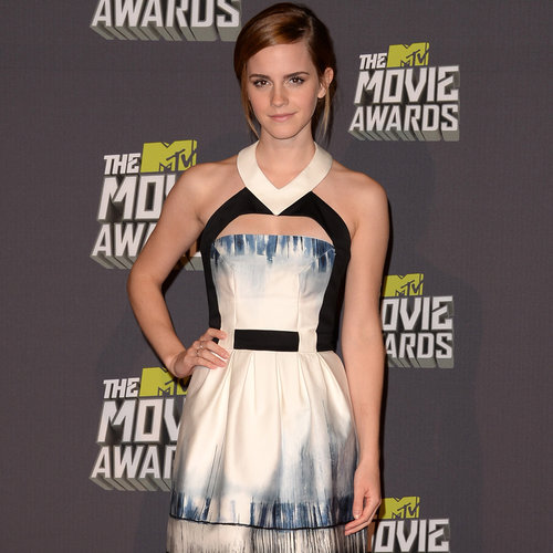 Emma Watson Dress at MTV Movie Awards 2013 | Pictures