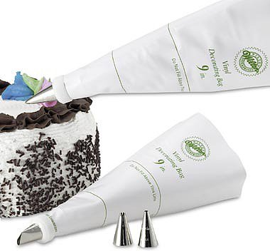 8-Piece Cake Decorating Set