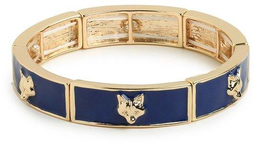 Navy Fox Bangle