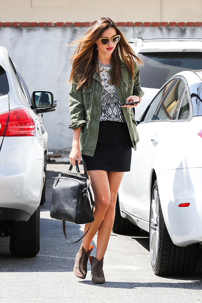 April 2013: On The Street In LA