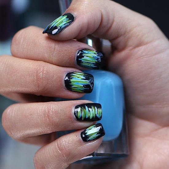 Get Coachella-Ready With This Easy Nail Art Manicure
