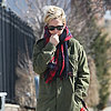 Michelle Williams With Her Dog in Brooklyn (Photos)