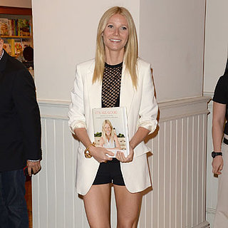 Gwyneth Paltrow's Cookbook Signing in LA | Pictures