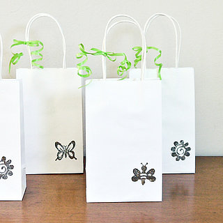 Dollar-Store Wedding Favor Bags