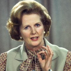 Take a Look at Margaret Thatcher's Signature Style