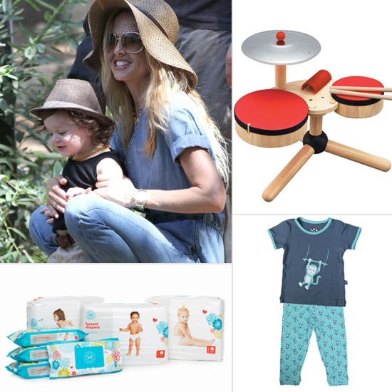 Rachel Zoe's Favorite Eco-Friendly Baby Finds