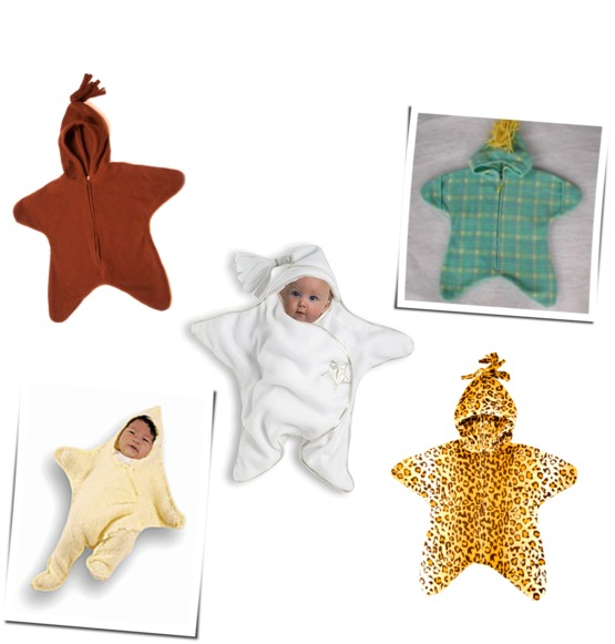 Star Shaped Bunting Costumes For Baby Popsugar Moms