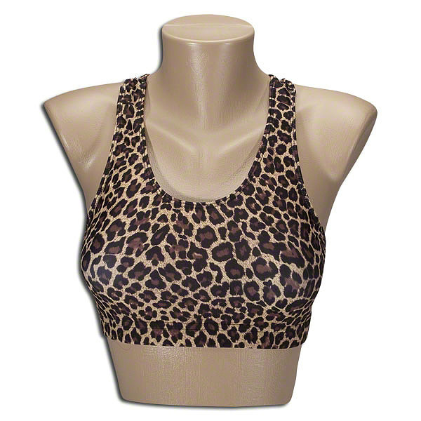 This cheetah-print sports bra ($23) makes a loud statement all on its own. But if you're worried about causing a stir, then just layer it under another top! Only you'll know that it's there.