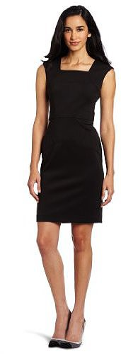 Calvin Klein Women&#039;s Scuba Dress