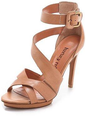 Luxury rebel shoes Whimsy Platform Sandals