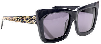 Karen Walker Eyewear Taxi sunglasses