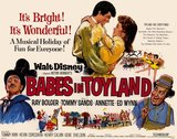 Babes in Toyland, 1961