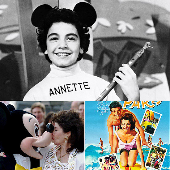 Annette Funicello: Mouseketeer, Beach Party Babe, America's Sweetheart