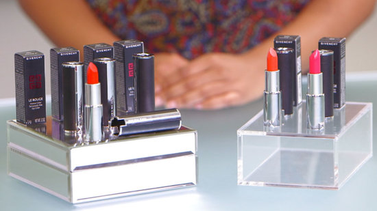 Givenchy Brings Leather to the Lipstick Counter