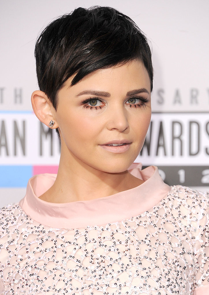 You don't have to go full-on mod to appreciate this well-styled pixie.