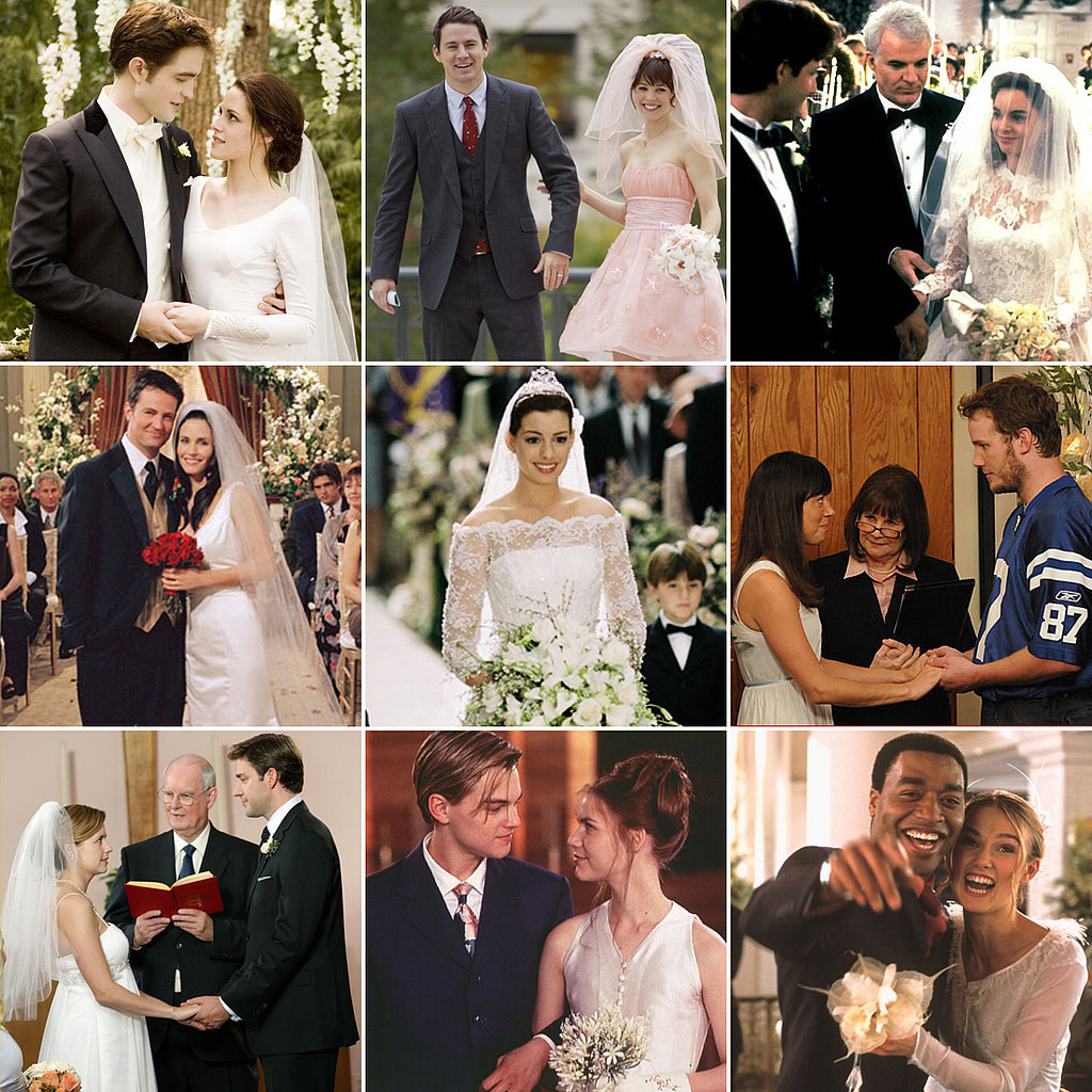 The Most Memorable Weddings From Movies and TV