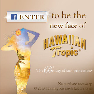 Show Off Your Beach-Chic Style — You Could Be the New Face of Hawaiian Tropic®
