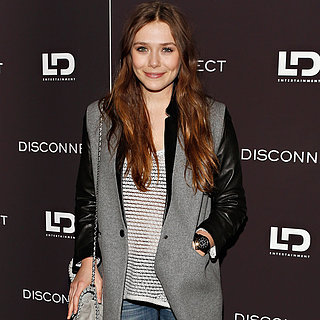 Elizabeth Olsen at Disconnect Premiere | Pictures