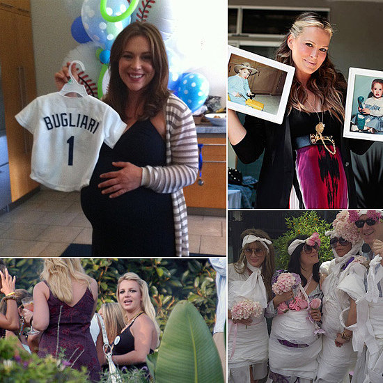 Step Inside 14 Celebrity Baby Showers!