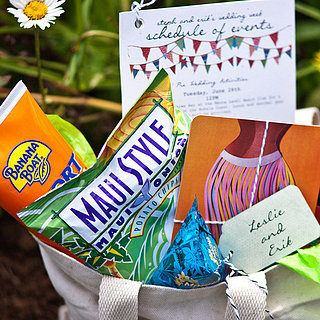 Healthy Ideas For Wedding Welcome Baskets